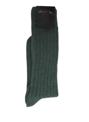 Alto Socks Çorap Yeşil